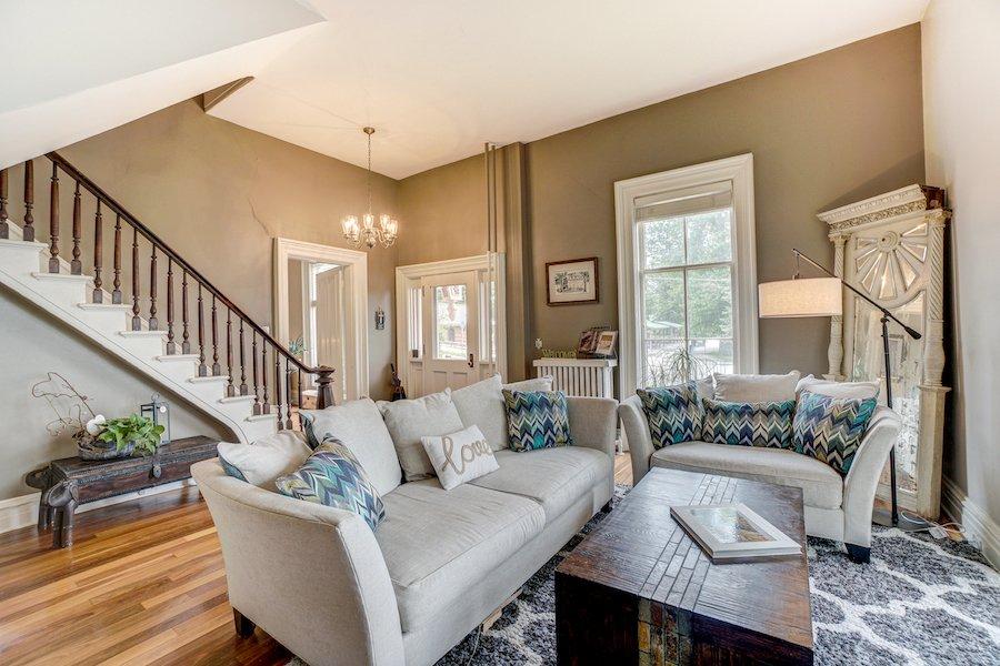 living room - Wendy Gimpel