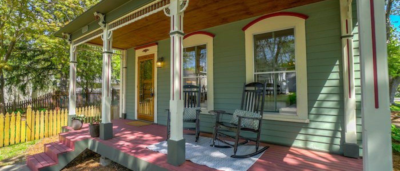 front porch - Wendy Gimpel Real Estate
